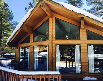 Ruidoso Nm Featured Cabins